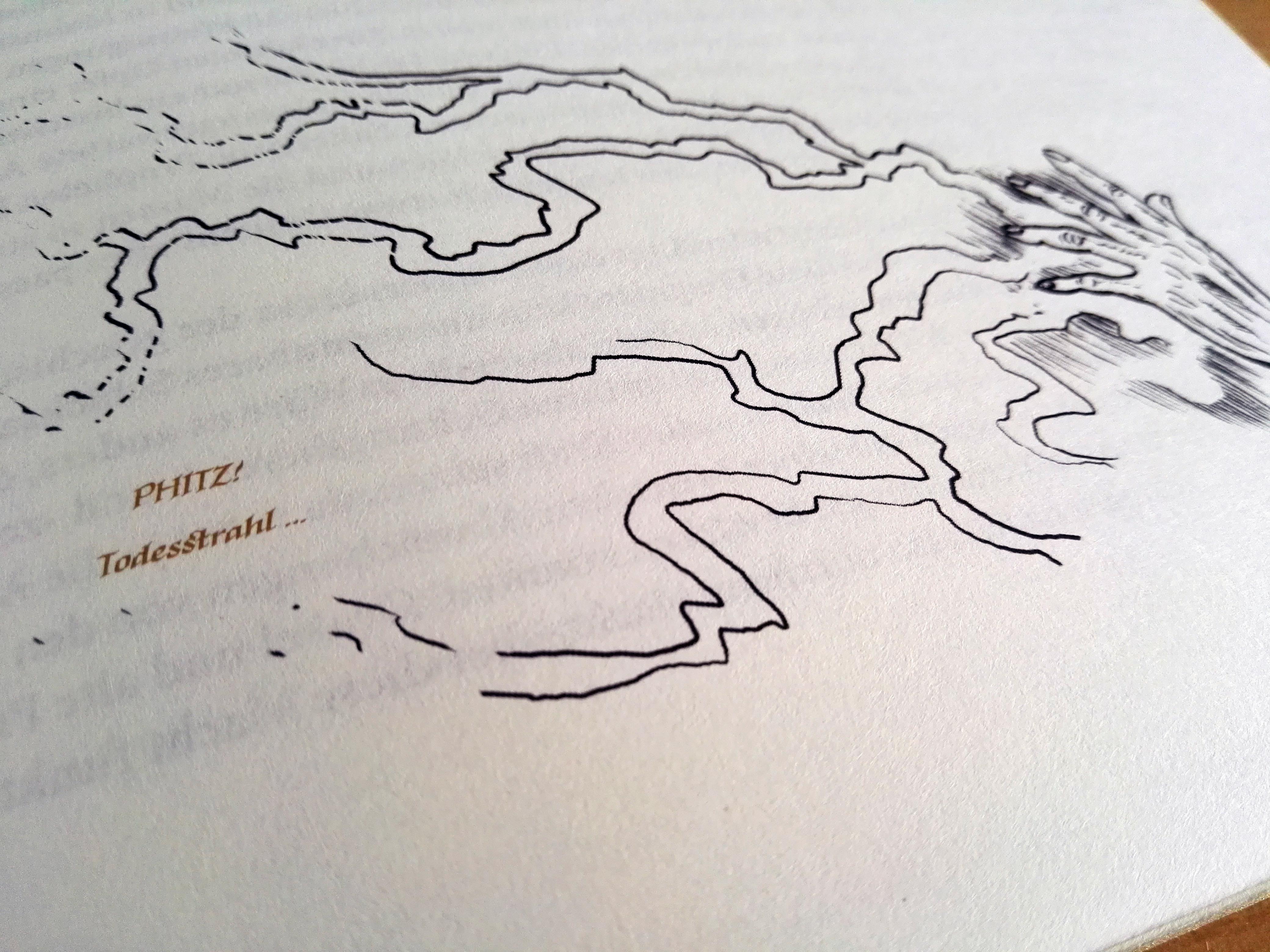 Malmsturm – Die Fundamente Buchblock 17