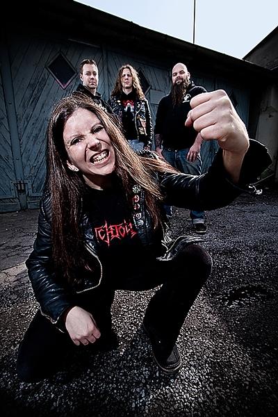 bandfoto Deathfist